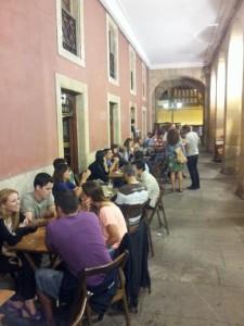 La Botica Indiana de la Plaza Mayor de Gijón
