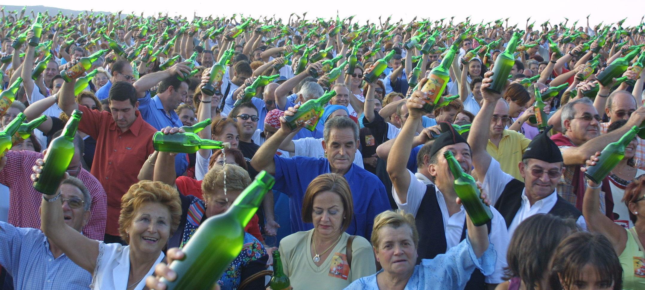 Un mes de fiesta en fiesta por asturias la rebotica de for Jardines de la reina gijon