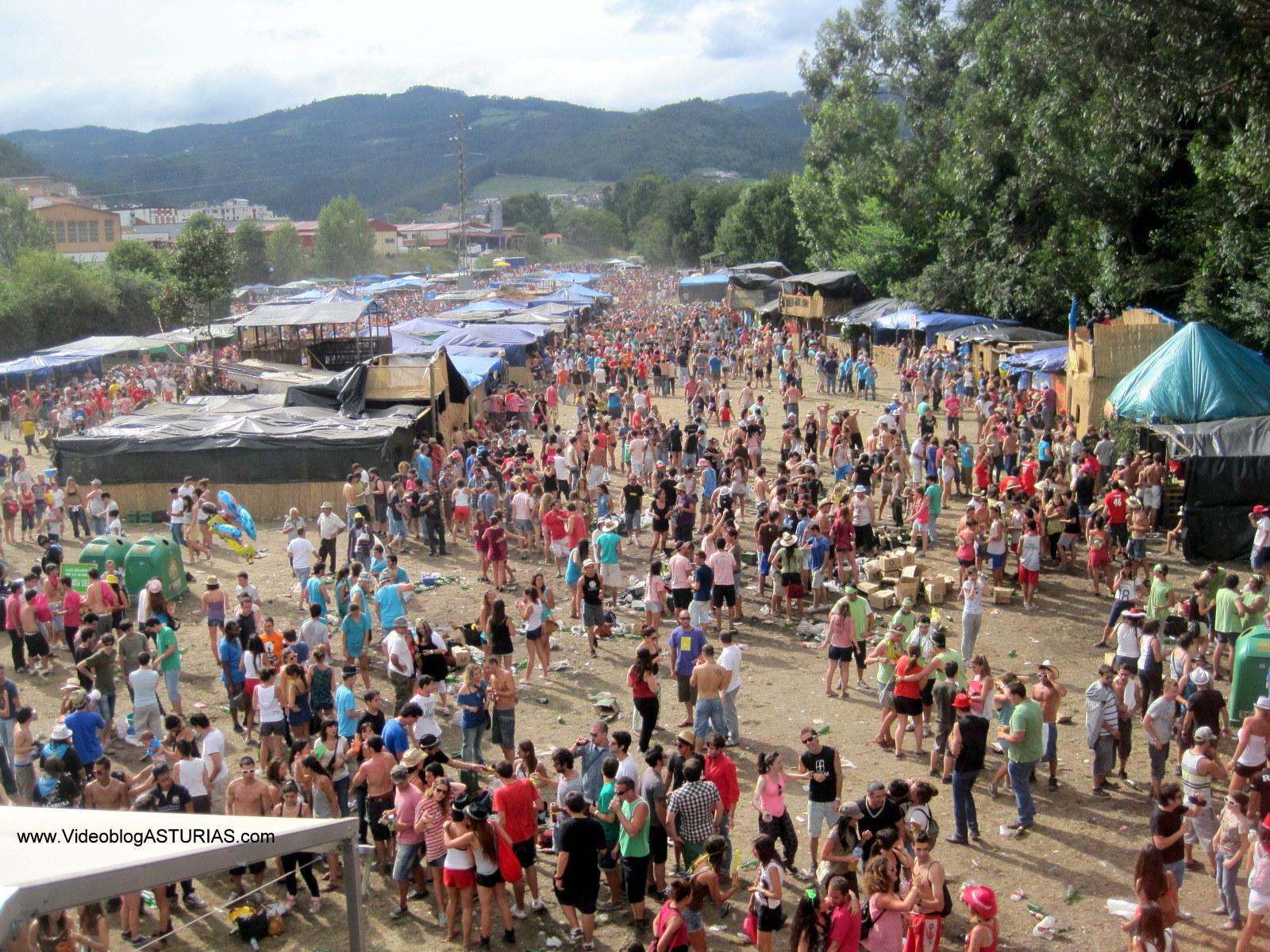 fiestas en asturias fin de semana