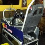 El simulador de Red Bull