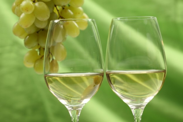 El vino blanco está de moda
