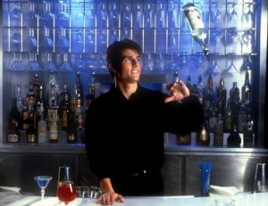 Tom Cruise en Cocktail