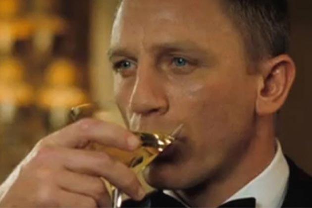 El Martini de 007