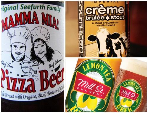 Cervezas de sabores