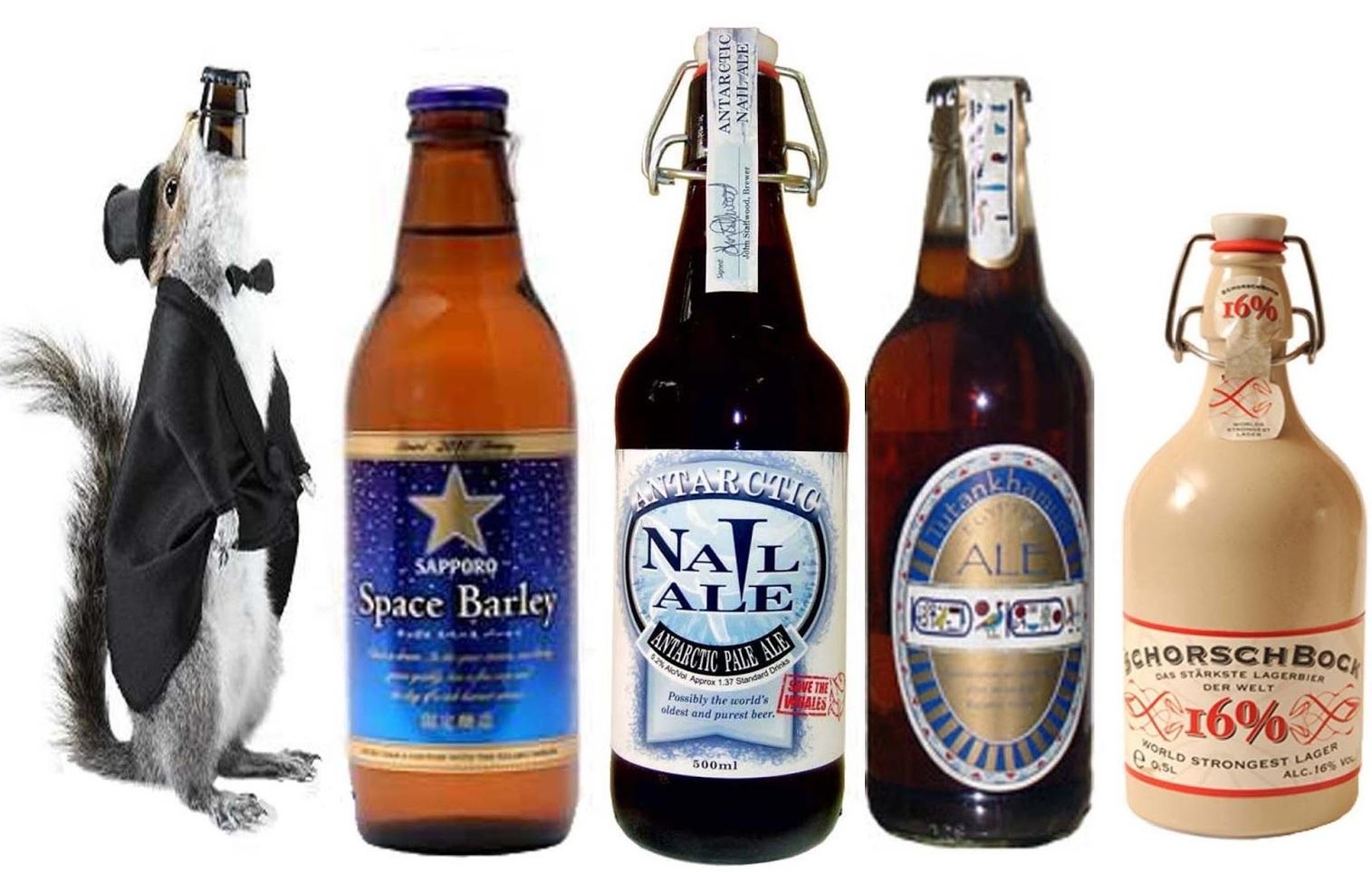 Las cervezas más caras del mundo