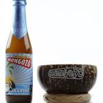 Cerveza con sabor a coco