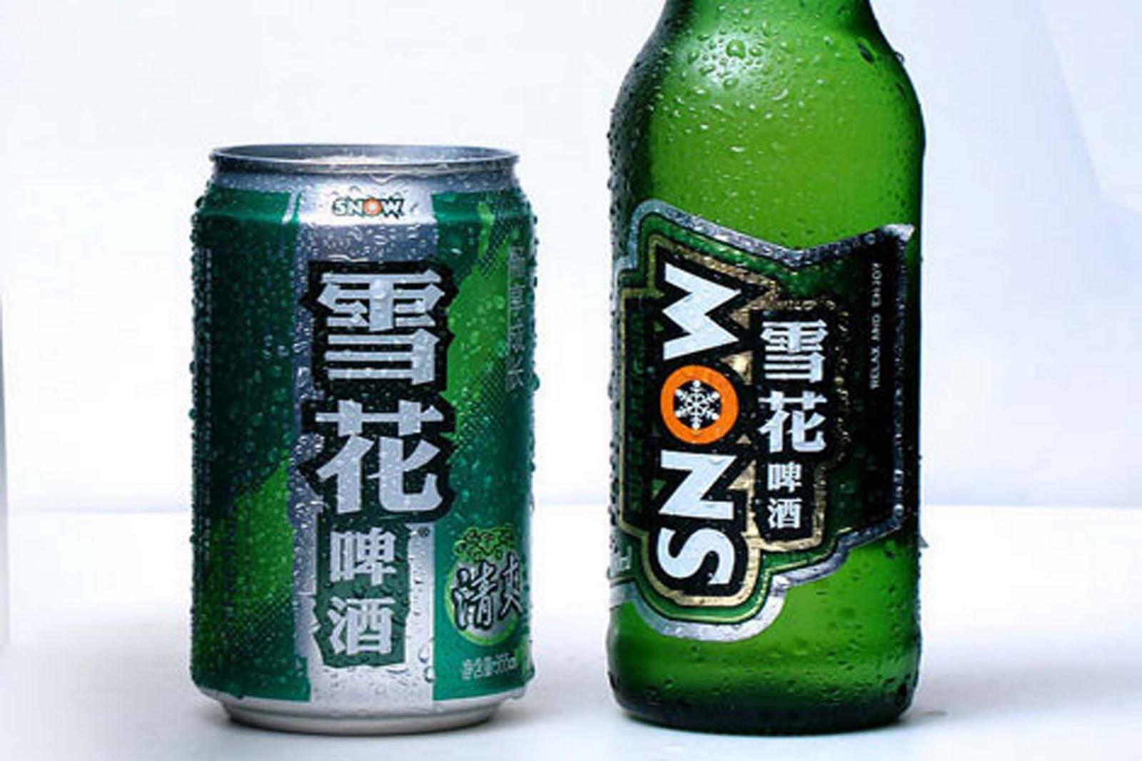 Snow, la cerveza más vendida del mundo