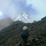 Subiendo al Mont Blanc