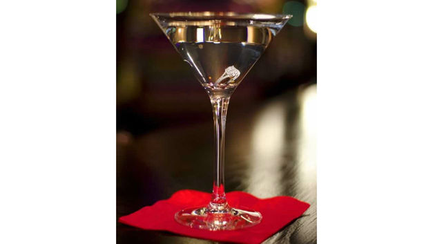 Diamond Forever Martini