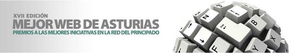 Premios Mejor Web de Asturias 2015
