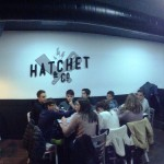 Interior del Hatchet & Co.