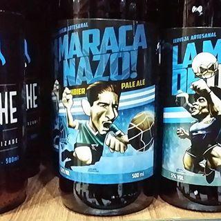 Cerveza Maracanazo
