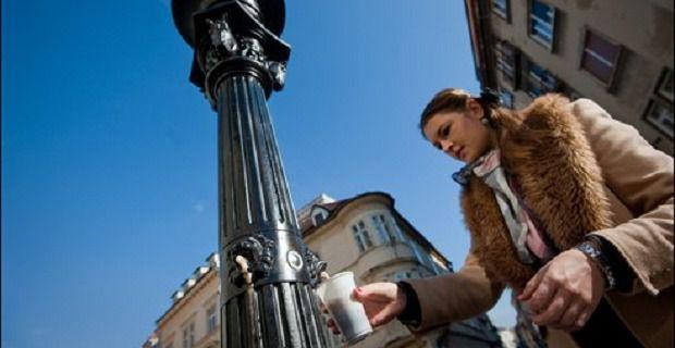 Zalec contará con la primera fuente pública de cerveza