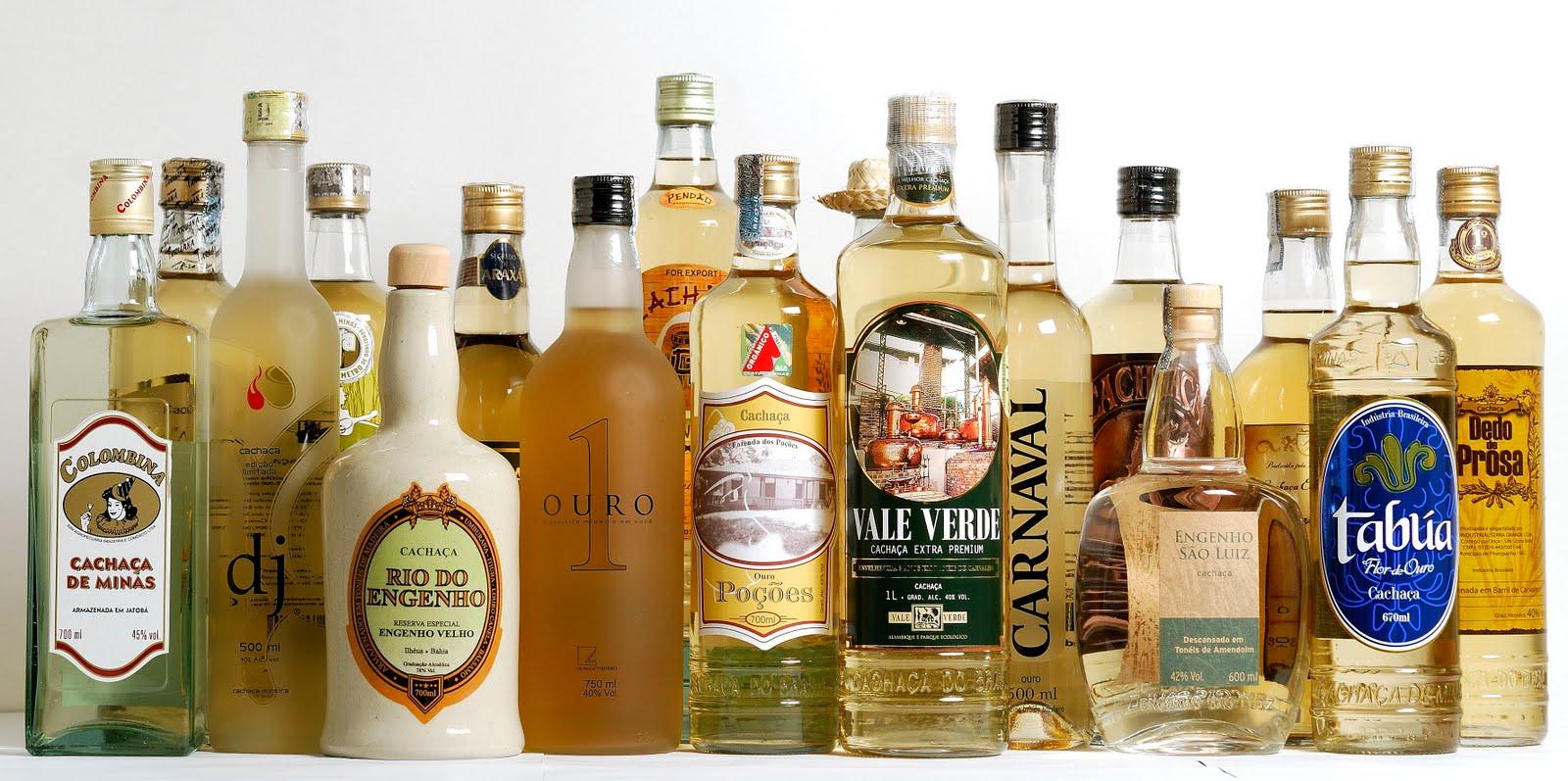 Bebidas típicas de Brasil
