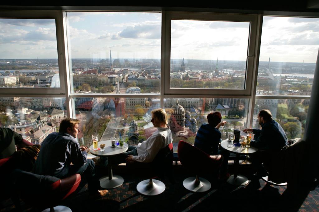 Skyline Bar de Riga