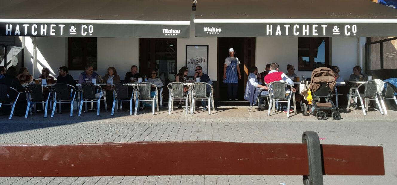 Hatchet&Co Noreña