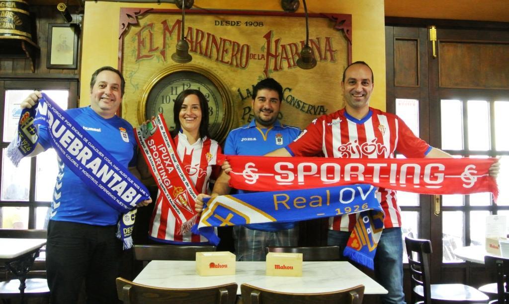 Sorteo entradas Sporting Oviedo La Botica Indiana
