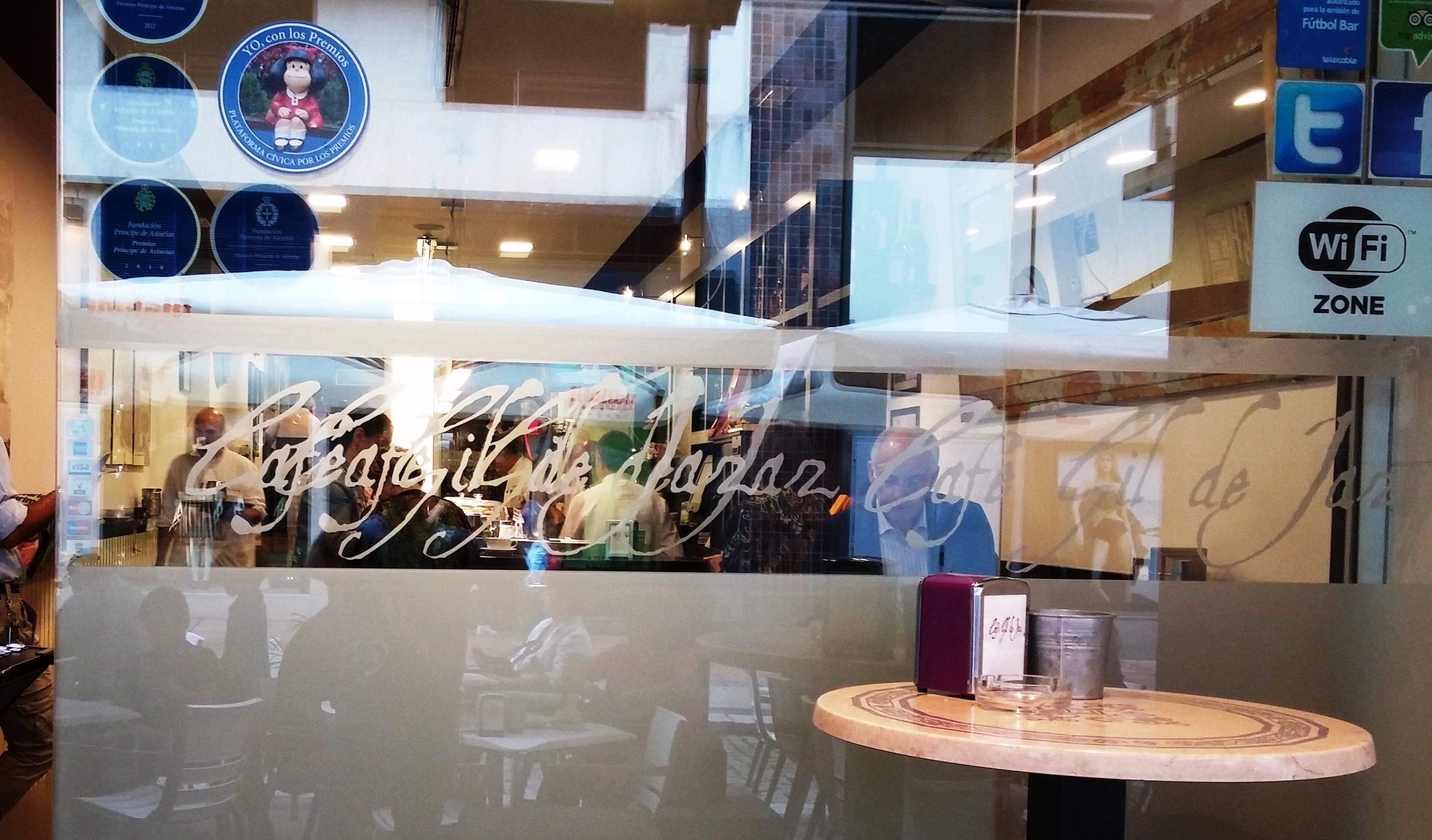 Café Gil de Jaz