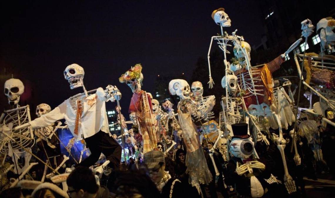 Halloween NYC