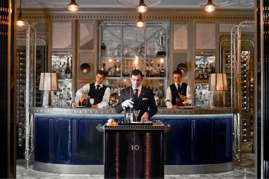 Connaught Bar Londres